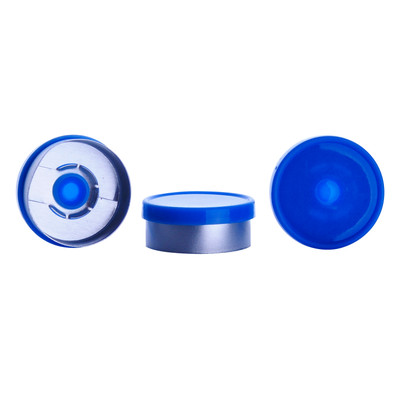 CompletePAK Replacement 20mm Sterile Blue Flip Seals, case/220