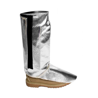 Silver Aluminized Thermobest® Leggings/ Shin Covers, Large, 1 Pair