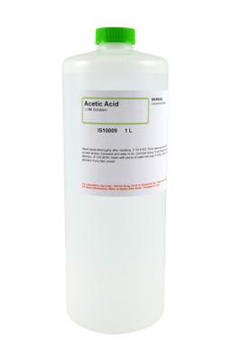 Acetic Acid Solution, 1.0M, 1 Liter