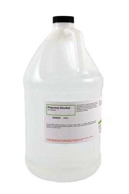 Polyvinyl Alcohol Solution, 5%, 3.8 Liters