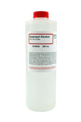 Isopropyl Alcohol 99%, ACS Grade, 500mL