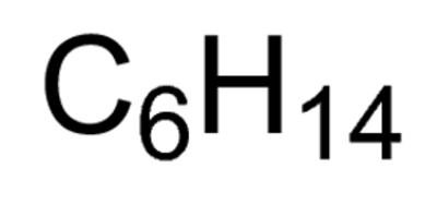 Hexane, 98.5%+ ACS Spectrophotometric, 1 Liter, case/6