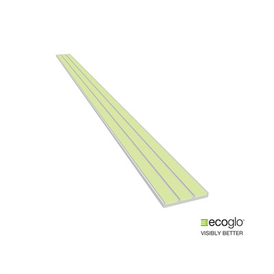 EcoGlo Glow in the Dark Edge Guidance Strip 40 inches