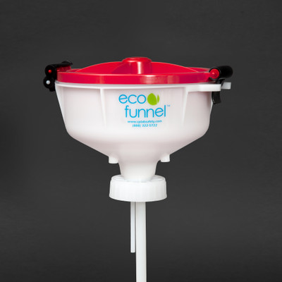 "8"" ECO Funnel® with 70mm cap adapter (Nalgene)"
