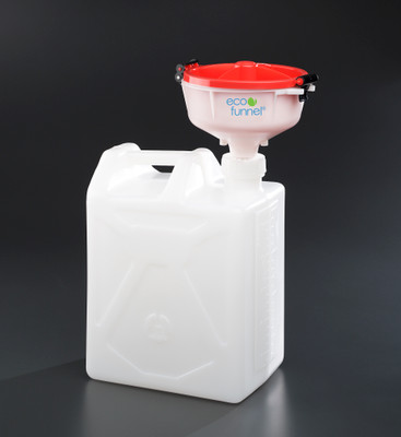 "8"" ECO Funnel System, 20 Liter, cap size 70mm"