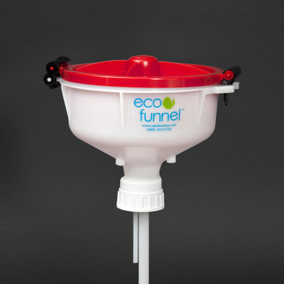 """8"""" ECO Funnel® with 53mm cap adapter (53B)"""