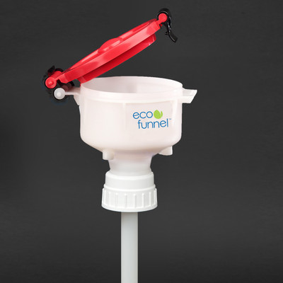 "4"" ECO Funnel® with 53mm cap adapter (53B)"