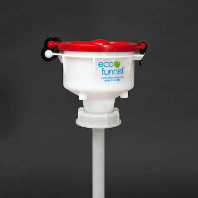 "4"" ECO Funnel® with 63mm cap adapter"