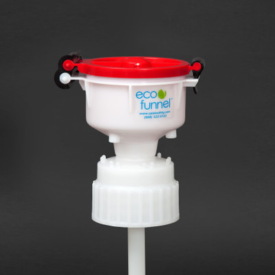 """4"""" ECO Funnel® with 83mm cap adapter (83B)"""