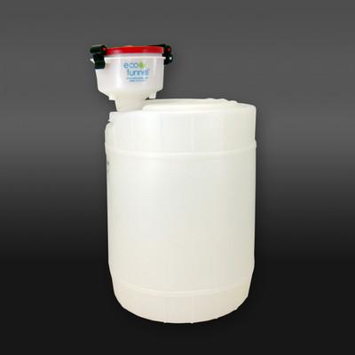 "4"" ECO Funnel System, 5 gallon drum, Cap Size 70mm (FS-70)"