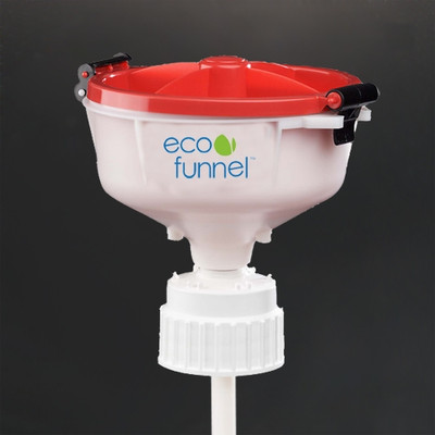 "8"" ECO Funnel® with 83mm cap adapter (83B)"