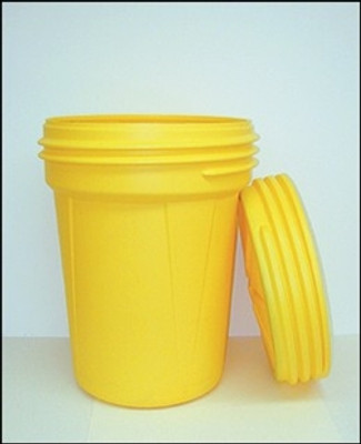 Eagle® Drum Containment 30 gallon Lab Pack Drum with Screw Top Lid