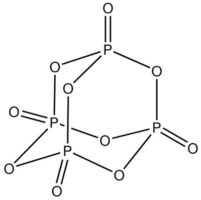 Phosphorus Pentoxide Powder ACS Reagent, 98% , 500 grams, case/6