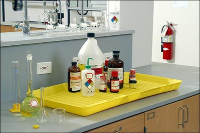 Eagle® Spill Tray, 5 gallon Containment Utility Tray