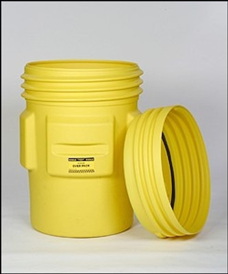 Eagle® Overpack Drum, 95 gallon with Screw Top Lid