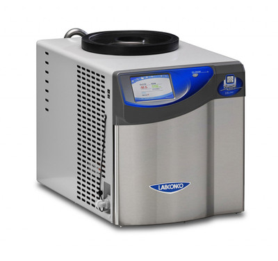 FreeZone 2.5L -50C Benchtop Freeze Dryer