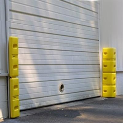 """Eagle® Corner Guards Large 42"""" HDPE, Corner Protector, case/2"""