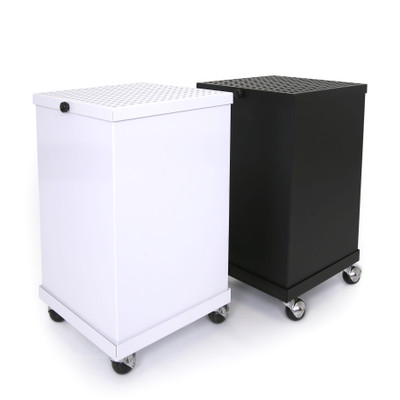 Portable HEPA Filtration and Negative Air System, 350 CFM, for Clinical, Medical and Hospital Settings