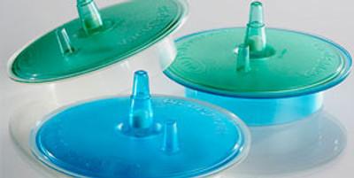 VacuCap 60 Vacuum Filtration Devices, 0.45 um Pore Size, Hose Barb, Pack of 10
