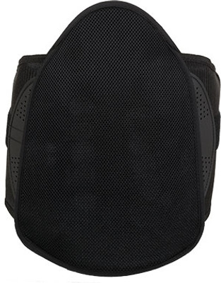 """Cybertech Back Brace, Gray, Nylon Mesh, Option 2- AP+ Control, 14"""" Back Panel, Covers T9-S1 of the Spine"""