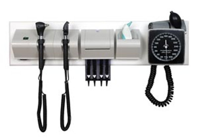 DRE WS350 Wall Mount Diagnostic System, Includes: