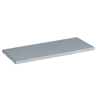 SpillSlope Steel Half-Depth Shelf For 55-Gal. Vertical Drum Or Double-Duty 115-Gal. Safety Cabinet