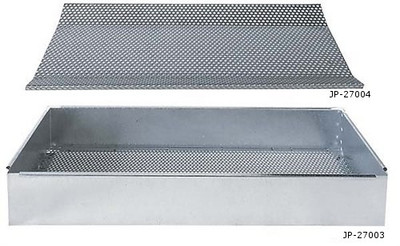 Justrite® Parts Basket for Rinse Tanks, Fits 27110 and 27311