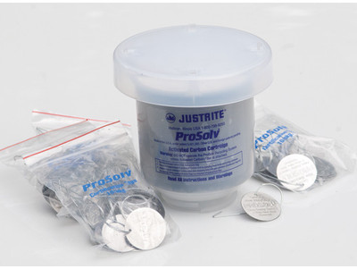 Justrite Replacement Filter for Prosolv Canister Recycling System