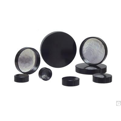 20-400 Black Phenolic Cap with Pulp/Aluminum Foil Liner, case/6300