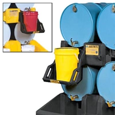 Justrite® Drum Dispensing Shelf