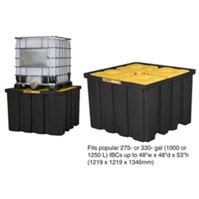 Justrite® IBC Spill Pallet Containment Platform