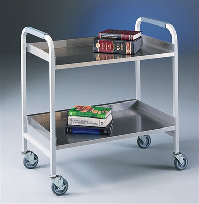 Lab Cart, Stainless Steel Cart