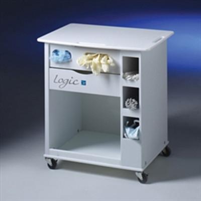 Lab Cart, Logic Cart Mini Mobile Storage Cabinet