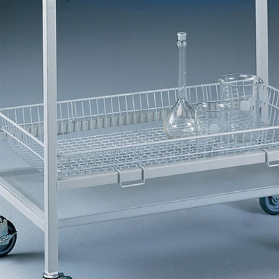 Replacement Large Basket for Glassware Lab Cart
