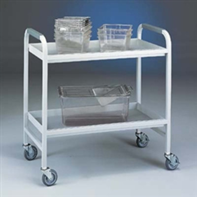 Lab Cart, Pan Cart, Spill Control for Soiled Labware