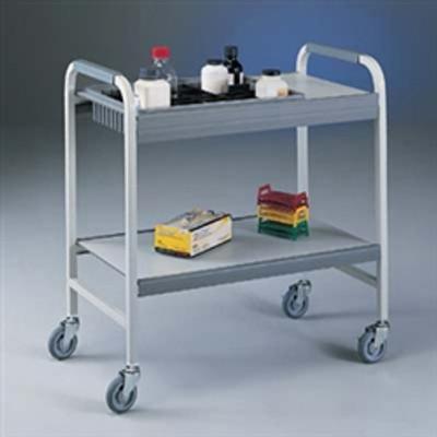 """Replacement 4"""" Bin for Flexibin Cart 8010000"""
