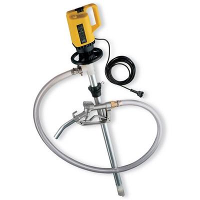 "Drum Pump Set for Diesel Fuel, Oil, Electric, 39"""