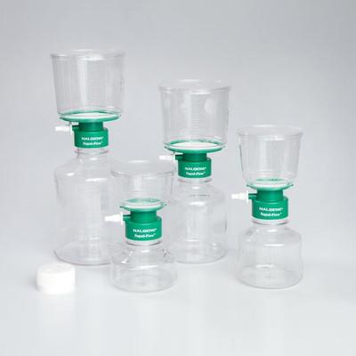Nalgene® 126-0020 250mL Filter Unit with CN Membrane, 0.2um, Sterile, 50mm, case/12
