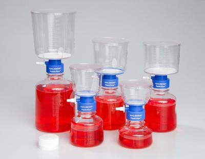Nalgene® 168-0045 250mL Filter Unit with PES Membrane, Sterile, 50mm, case/12
