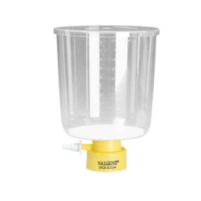 Nalgene® 292-4520 1000mL Rapid-Flow Bottle Top Filter 0.2um, SFCA, 45mm neck, case/12