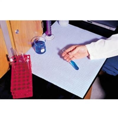 "Nalgene® 74043-00 Absorbent Bench Liner, Versi-Dry, Super Table Mat, 20"" x 43"", case/150"