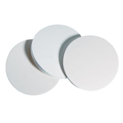 """22mm 0.060"""" White, PTFE/Silicone Septa"""