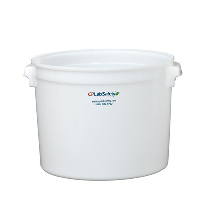 Secondary liquid waste container for 20 Liter/5 gallon drum