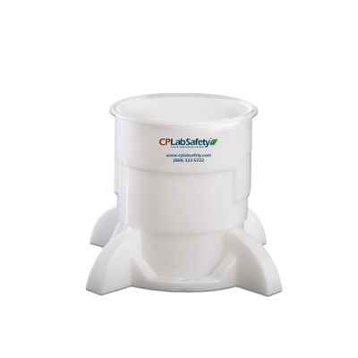 Secondary Container with Base for Nalgene® 2 Liter Bottle