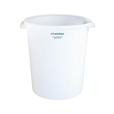 Secondary liquid waste container for Nalgene® 8 Liter bottle