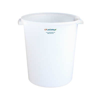 Secondary liquid waste container for Nalgene® 8 Liter bottle