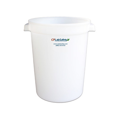 Secondary liquid waste container for Nalgene® 10 Liter bottle