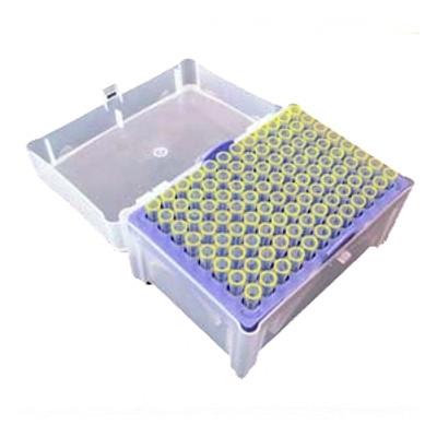 10-200ul Universal Tips, Non-Sterile Yellow, Rack 10 x 96 (960)