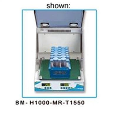 MAGic Clamp Tube Rack, holds (21) 15mL, / (12) 50mL, tubes