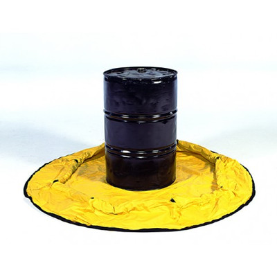 Pop Up Spill Containment Pool, Spill Containment Berm, 20-400 gallons